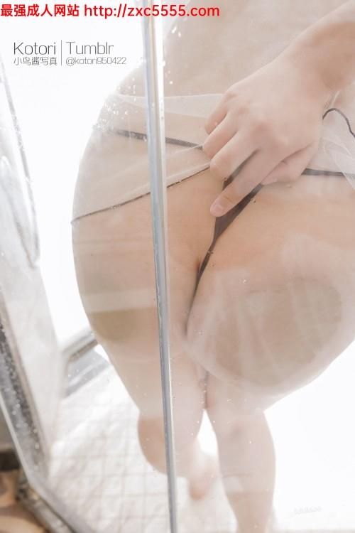 小鸟酱 星奈奈2 53P1V 浴室透明制服 4K视频
